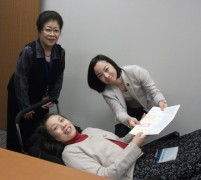 吉良よし子議員への陳情14.4.3