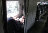 山梨の上映会 中央本線 14.4.13