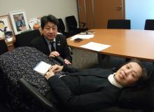 田城郁議員への陳情