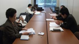 疾病対策課との交渉14.4.23