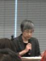 尊厳死法制化を考える院内集会14.5.22児玉さん