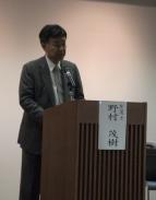 JD政策会議2014野村弁護士