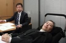 大串正樹議員への陳情15.2.26