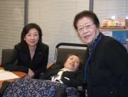 野田聖子議員への陳情15.2.27