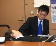 井手ようせい議員への陳情15.5.28