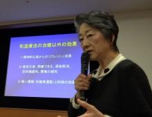 立川の上映会15.11.22天野先生HP