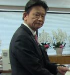 三ッ林政務官②