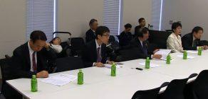 自民党勉強会16.4.14議員さん+私